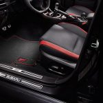 Subaru WRX STI 2018 habitáculo