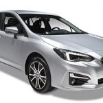 Subaru Impreza 5p 2018 izquierda
