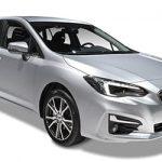 Subaru Impreza 5p 2018 presentación