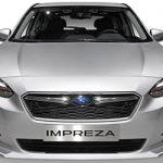 Subaru Impreza 5p 2018 frontal